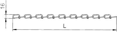 Схема Звеньевая цепь — арт.: 6109870