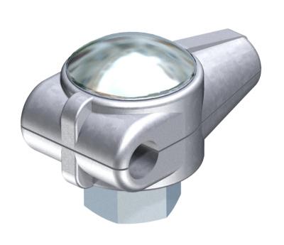 Т-образный соединитель для круглых проводников Rd 8 — арт.: 5311039