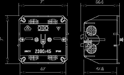 Схема Монтажная коробка — арт.: 6023207