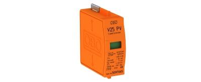 Вставка комбинированного разрядника для фотогальванических установок, тип 1+2 — арт.: 5097065
