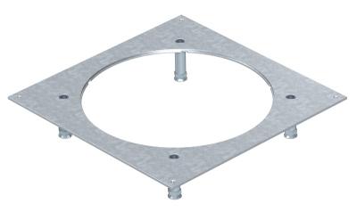 Усиленная крышка монтажного основания 350-3R9 — арт.: 7400487