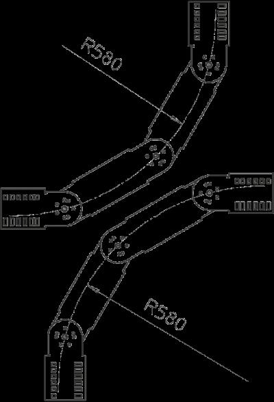 Схема Вертикальный регулируемый угол — арт.: 6218822