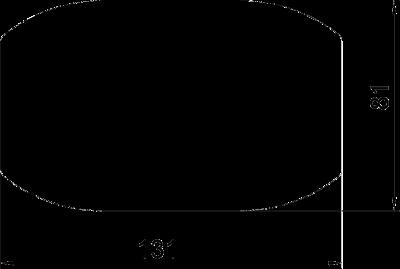 Схема Резиновая подложка для электромонтажной колонны ISSDM45R — арт.: 6290372