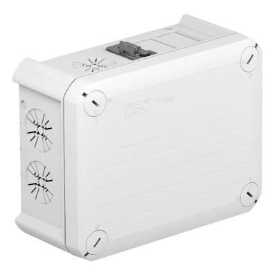 Распределительная коробка T-100 WS 1S3 2S3D с гнездовым и штекерным разъемом Wieland — арт.: 2007876