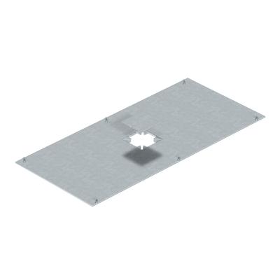 Крышка с отверстием для напольного бокса Telitank, 800 мм — арт.: 7401904