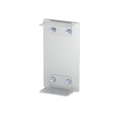 Алюминиевая торцевая заглушка для кабельного короба высотой 70 мм — арт.: 6279373