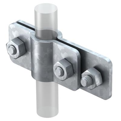 Соединитель для стержней заземления и плоских проводников — арт.: 5001412