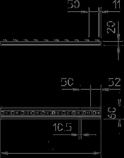 Схема Профиль TP — арт.: 6366090