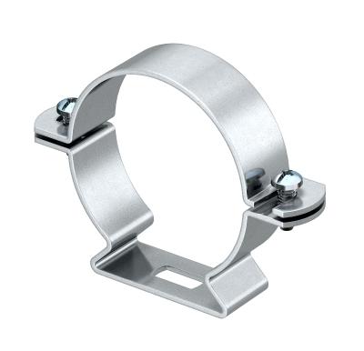 Дистанционная скоба для кабеля и труб, из алюминия — арт.: 1362526