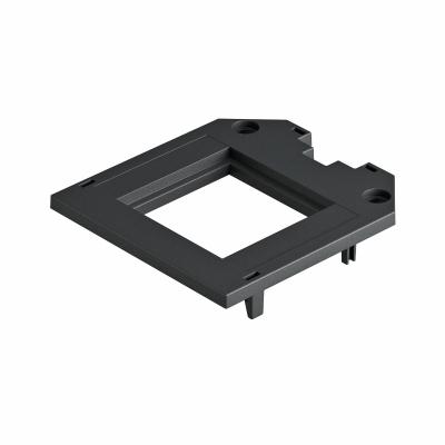 Накладка для универсальной монтажной коробки UT3, с отверстием для одинарной розетки Modul 45® — арт.: 7408751