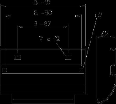 Схема Опорная пластина — арт.: 7164017