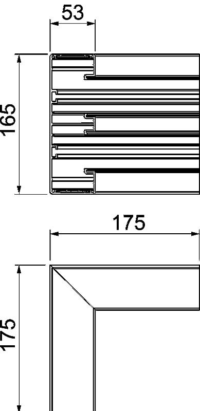 Схема Внутренний угол — арт.: 6112623