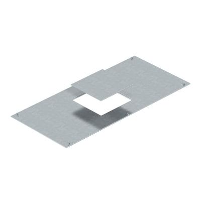 Крышка с отверстием для лючка GES4, 800 мм — арт.: 7402040