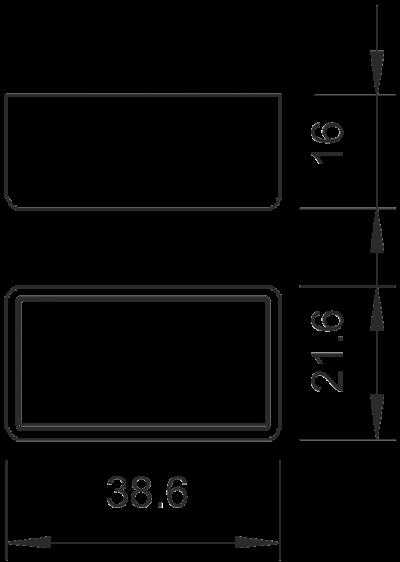 Схема Защитный колпачок 1268 — арт.: 1124502