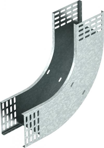 Вертикальная угловая секция 90° восходящая — арт.: 7007310