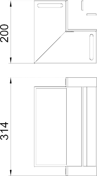Схема Крышка внешнего угла — арт.: 7216420