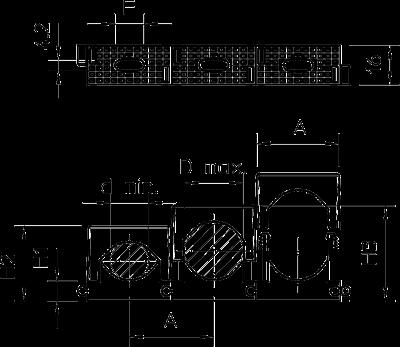 Схема Крепежная скоба — арт.: 2250071