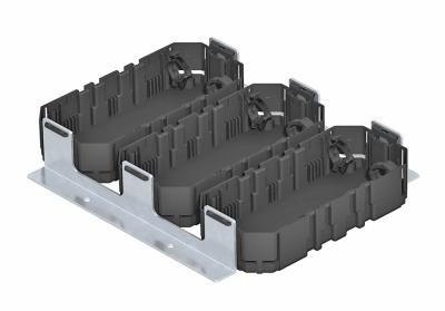 Монтажный комплект для электроустановочных изделий, для установки в монтажных основаниях UZD250-3 — арт.: 7407650