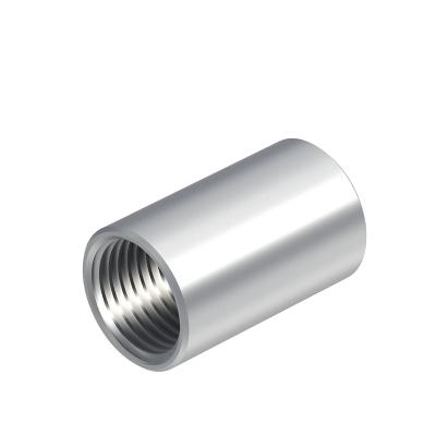 Алюминиевая соединительная муфта с резьбой — арт.: 2046052