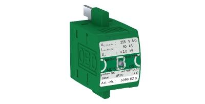 Вставка для молниезащитного разрядника, с индикацией функций — арт.: 5096825