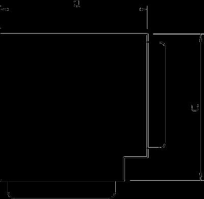 Схема Крышка внутреннего угла — арт.: 6193033
