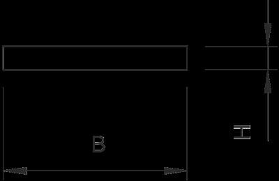 Схема Плоский проводник из меди — арт.: 5021804