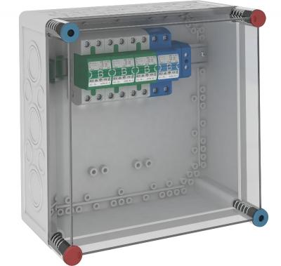 Корпус VG с разрядником MC 50-B/3+1 — арт.: 5089200