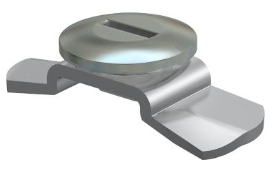 Поворотный фиксатор, для крышки 50 мм — арт.: 6065309