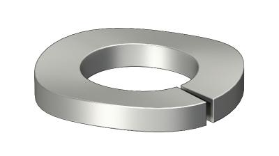 Пружинная шайба из нержавеющей стали — арт.: 3405062