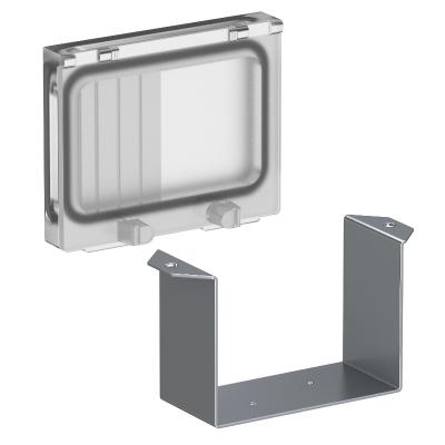 Крышка и суппорт для монтажа защитного устройства в блоках питания VHF — арт.: 6109850