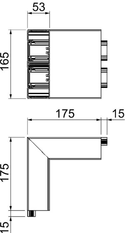 Схема Внешний угол — арт.: 6112613