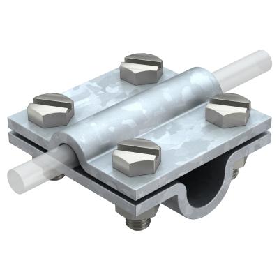 Крестовой соединитель для круглых проводников Rd 8-10 * Rd 16 — арт.: 5312809