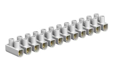 Линейная клемма для светильников 10 мм², полипропилен — арт.: 2056372