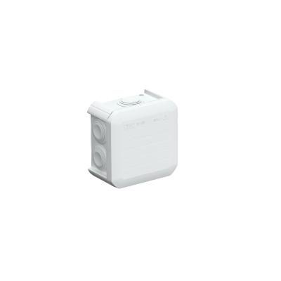Распределительная коробка Т-40 со вставным уплотнителем, трудновоспламеняемая — арт.: 2007320