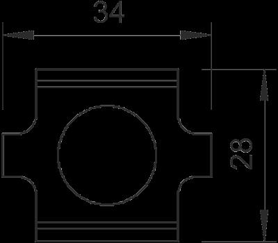 Схема Стыковый соединитель — арт.: 6016634