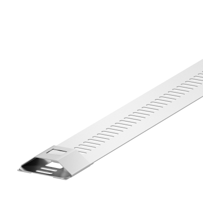 Металлическая ленточная скоба, широкая — арт.: 7203108
