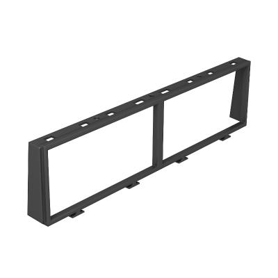 Монтажная рамка для устройств Modul 45 в комбинации двойное + двойное — арт.: 7408682
