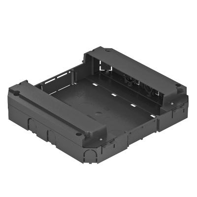 Модульная рамка для вертикального монтажа устройств Modul 45® — арт.: 7408698