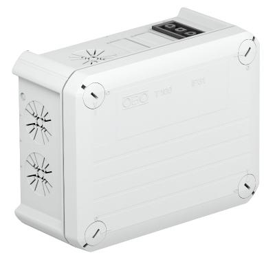 Распределительная коробка Т-100 WB 2S3 с гнездовым разъемом Wieland — арт.: 2007809