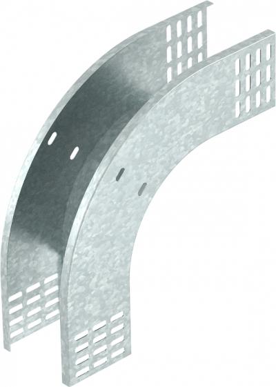 Вертикальная угловая секция 90° нисходящая — арт.: 7007270