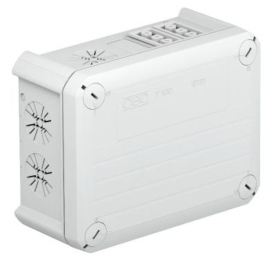 Распределительная коробка T-100 WB 2W3 2S3 с гнездовым разъемом Wieland — арт.: 2007819