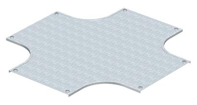 Крышка крестообразной секции 400-600 мм — арт.: 7128673