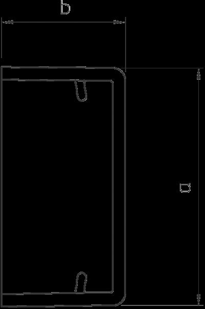 Схема Торцевая заглушка — арт.: 6154522