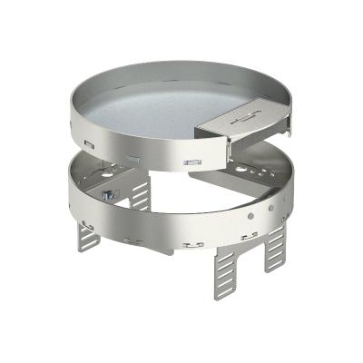 Регулируемая кассетная рамка RKSRNUZD3 с кабельным выводом, из нержавеющей стали — арт.: 7409288
