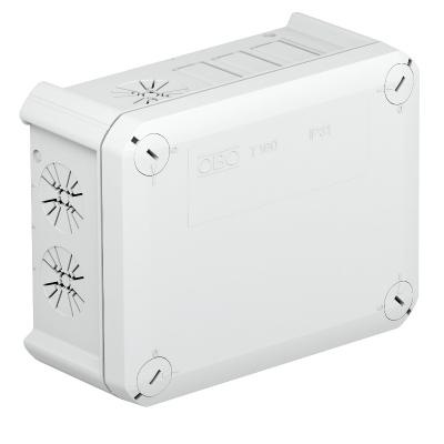 Распределительная коробка Т-100 WB 3 с гнездовым разъемом Wieland — арт.: 2007807