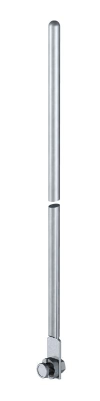Молниеприемный/заземляющий стержень с соединительным выступом и заземлителем — арт.: 5402107