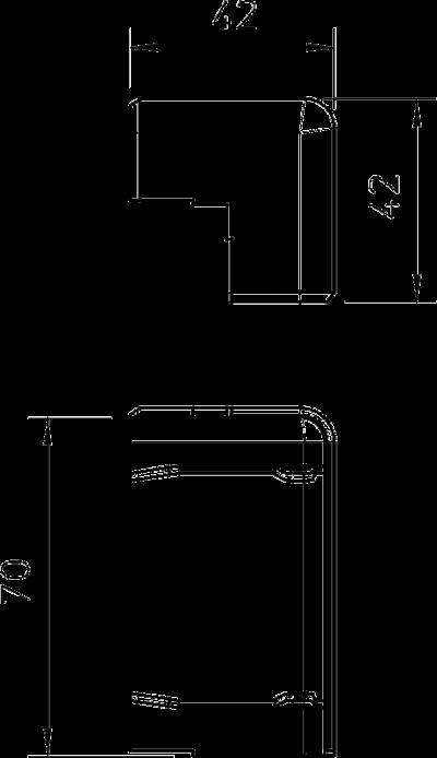 Схема Крышка внешнего угла — арт.: 6199232