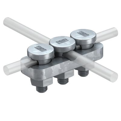 Соединитель для круглых проводников Rd 8-10, тройной — арт.: 5304318