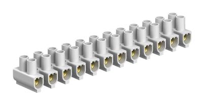 Линейная клемма для светильников 25 мм², полипропилен — арт.: 2056577
