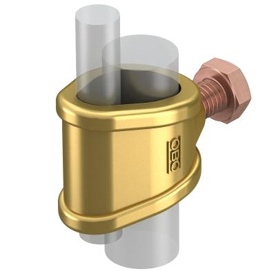Соединитель для стержней заземления или проводников — арт.: 5001560